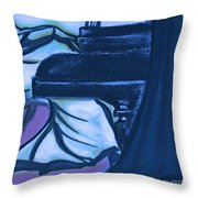 Grand By Jrr  Throw Pillow
