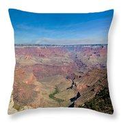 Grand Canyon 2 Throw Pillow