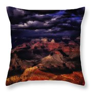 Grand Canyon 27 Throw Pillow