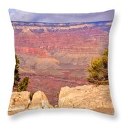 Grand Canyon 36 Throw Pillow
