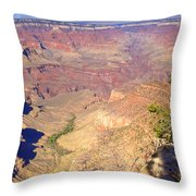 Grand Canyon 38 Throw Pillow