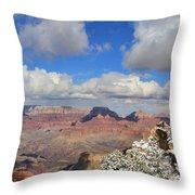 Grand Canyon 3930 Throw Pillow