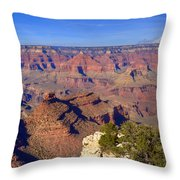 Grand Canyon 43 Throw Pillow