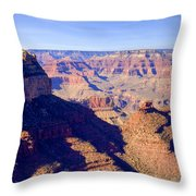 Grand Canyon 44 Throw Pillow