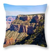 Grand Canyon 49 Throw Pillow