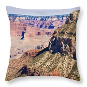 Grand Canyon 50 Throw Pillow