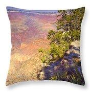 Grand Canyon 55 Throw Pillow