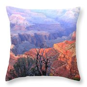 Grand Canyon 67 Throw Pillow