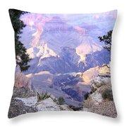 Grand Canyon 75 Throw Pillow