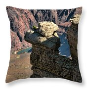 Grand Canyon.  Az Throw Pillow