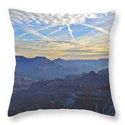Grand Canyon Dawn 2 Throw Pillow
