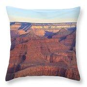 Grand Canyon Dawn 3 Throw Pillow