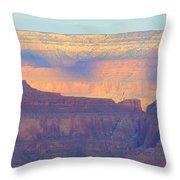 Grand Canyon Dawn 4 Throw Pillow