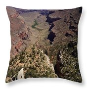 Grand Canyon South Rim 6 Throw Pillow