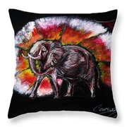Grand Designs For Life On Earth Throw Pillow