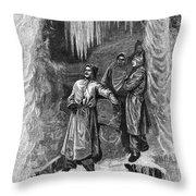 Grand Duke Alexis (1850-1908) Throw Pillow
