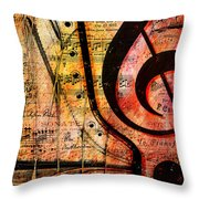Grand Fathers Throw Pillow