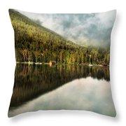 Grand Lake Throw Pillow