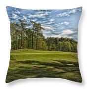 Grand National Golf Course - Opelika Alabama Throw Pillow