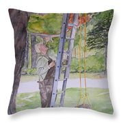 Grandad Throw Pillow