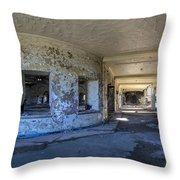 Grande Ballroom Detroit Mi #3 Throw Pillow