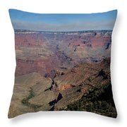 Grande Canyon Afternoon Throw Pillow
