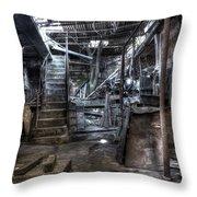 Grandmother's House Throw Pillow