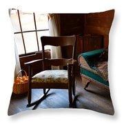 Grandmothers Place Throw Pillow