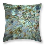 Granite Dreams Throw Pillow
