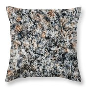 Granite Power - Featured 2 Throw Pillow
