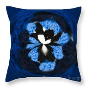 Granny Circle Throw Pillow