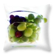Grapes Of Wrath Throw Pillow