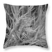 Grass Throw Pillow