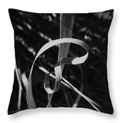 Grass With Style Throw Pillow