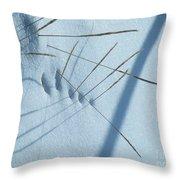 Grassholes Throw Pillow