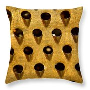 Grating On My Nerves Throw Pillow