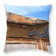 Grave II Throw Pillow