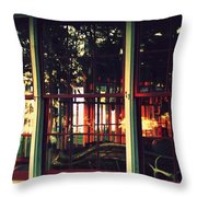 Grays Place Sunset Throw Pillow