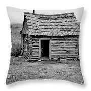 Great Depression Throw Pillow