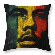 Great Marley Throw Pillow