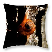 Great Tree Snell Throw Pillow