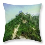 Great Wall 0033 - Academic Sl Throw Pillow