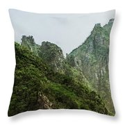 Great Wall 0043 - Lux Hp Throw Pillow