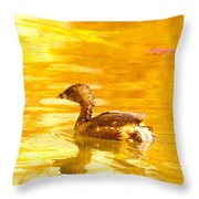 Greb Throw Pillow