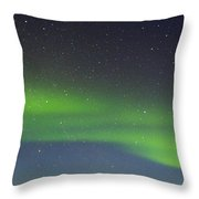 Green Dancing Lady 14 Throw Pillow