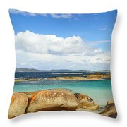Greens Pool - Western Australia 2am-112587 Throw Pillow