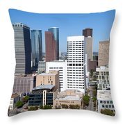Greenstreet Houston Throw Pillow