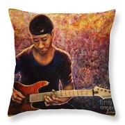 Greg Howe Throw Pillow