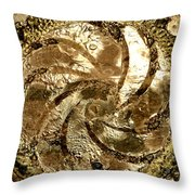 Griffins Are Here Throw Pillow
