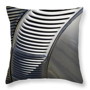 Grill Work Throw Pillow